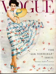 Vogue, May, 1953