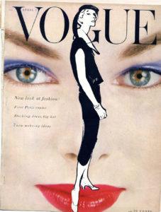 Vogue, April, 1945