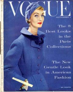Vogue, September, 1954