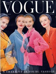 Vogue, August, 1953