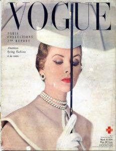 Vogue, March, 1950