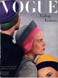 Vogue, August, 1944