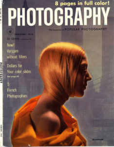 Photography, January, 1952