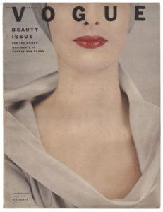Vogue, October, 1952