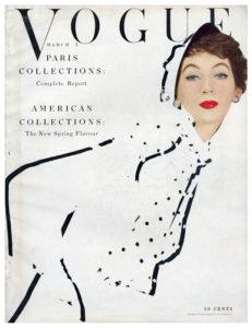 Vogue, March, 1953