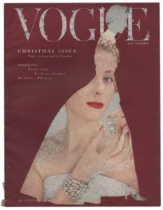 Vogue, December, 1953