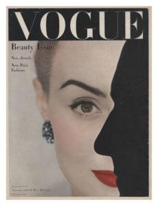 Vogue, November, 1944