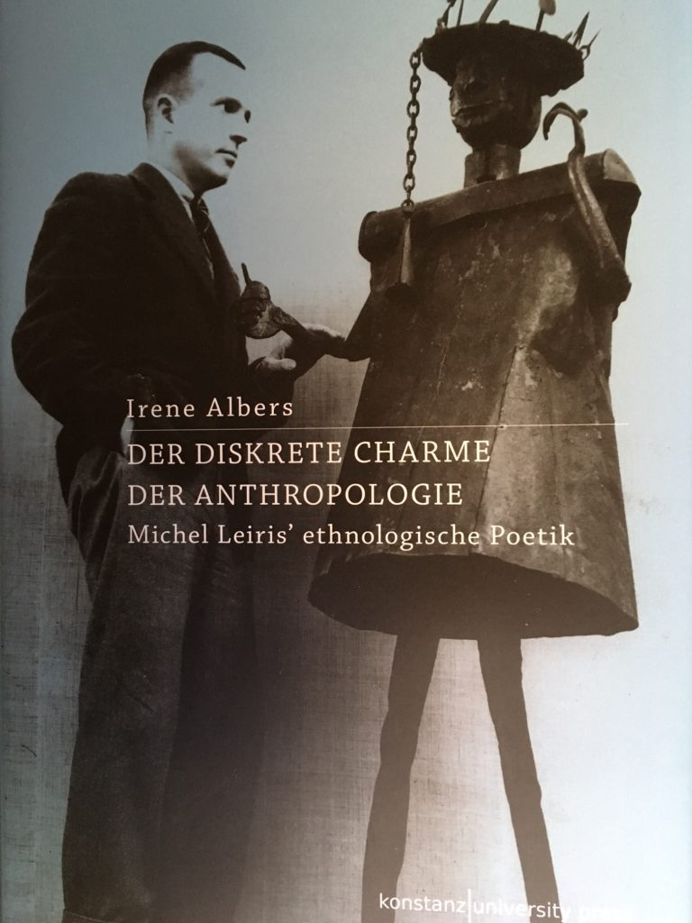 The discreet charm of Anthropology by Irene Albers (Konstanz University press 2018)
